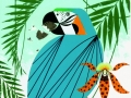 Charley Harper - Paradise Pals